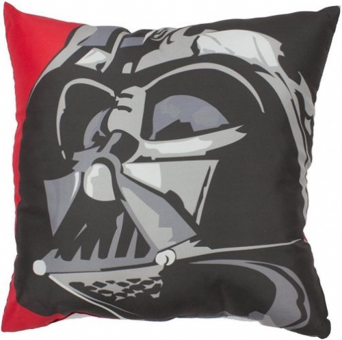"Official Star Wars ""Darth Vader"" Character Plush Pillow Cushion"